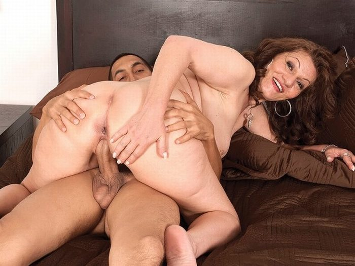 Granny Getting Fucked in her Ass by BBC Redtube Free
