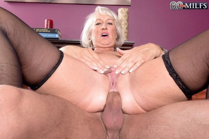 She cums on her dildo selfshot 10